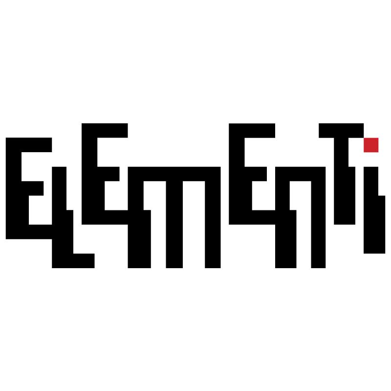 Elementi vector