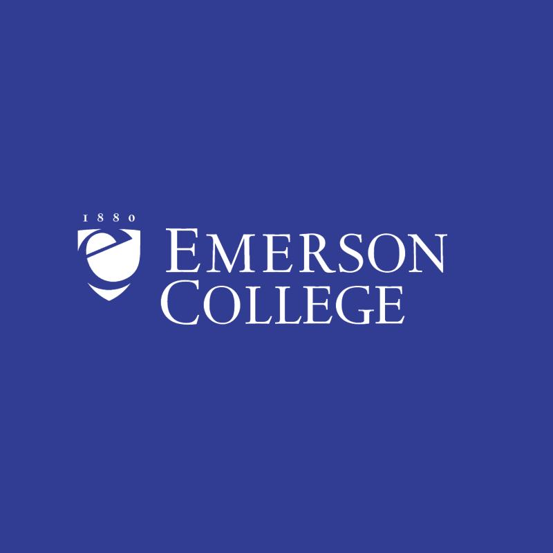 Emerson College vector logo