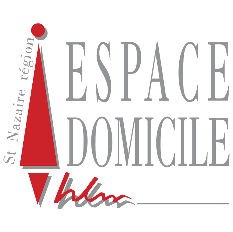 Espace Domicile vector