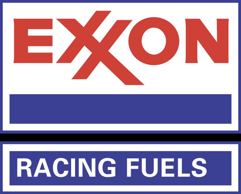 Exxon Racing Fuels vector