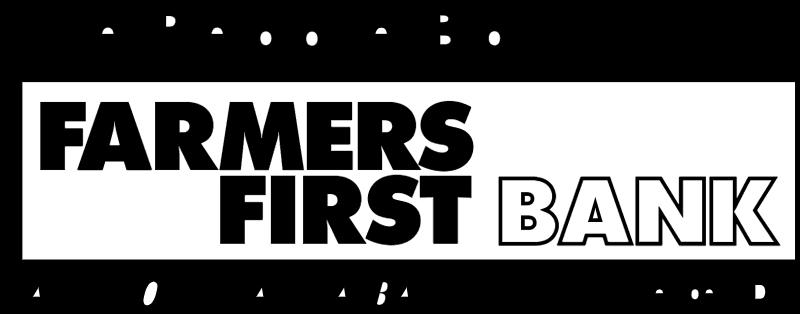 Farmers First Bank vector logo