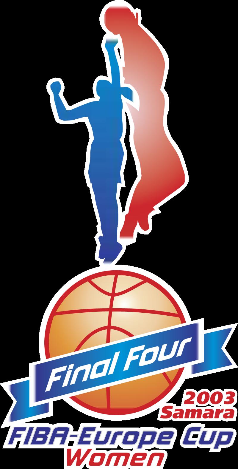 FIBA Europe Cup Women vector