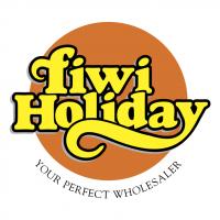 Fiwi Holiday vector