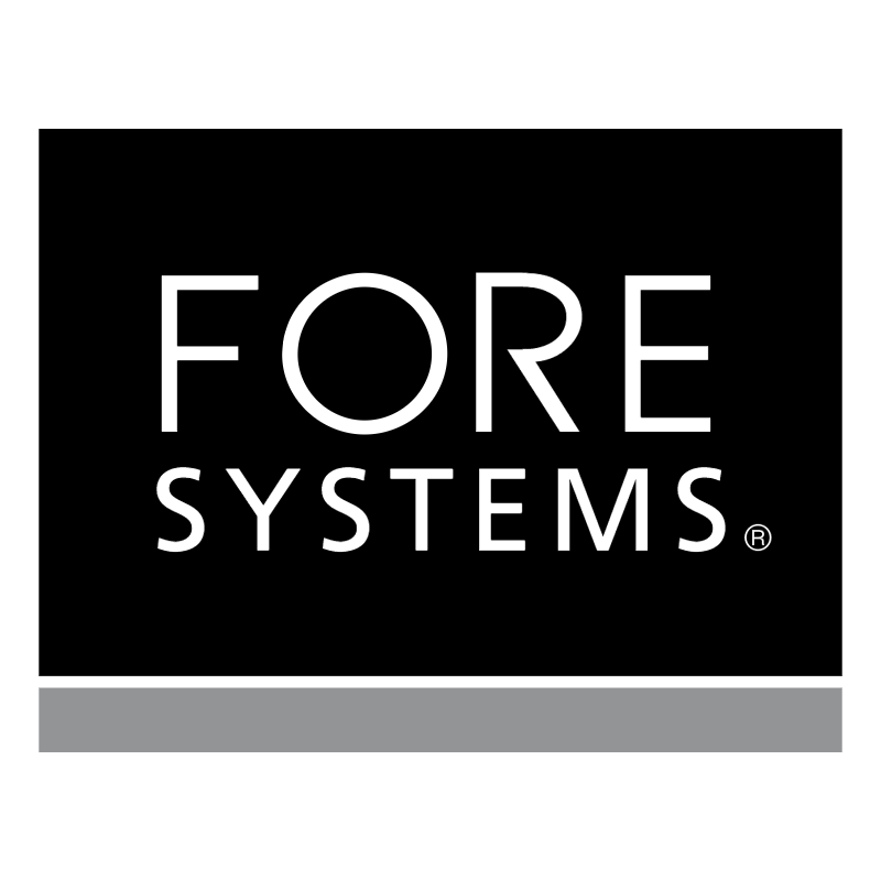 Fore Systems vector logo
