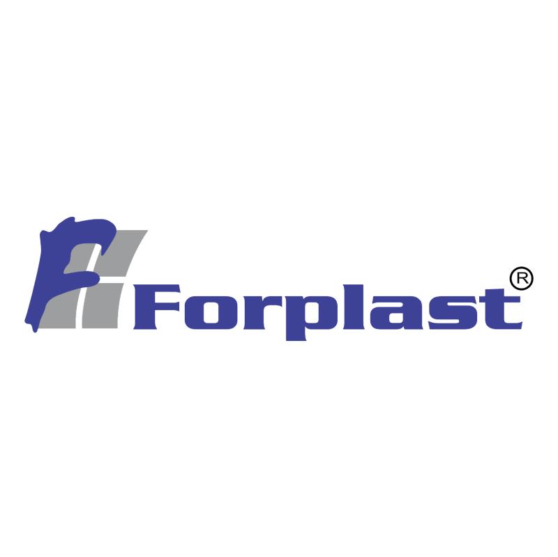 Forplast vector logo