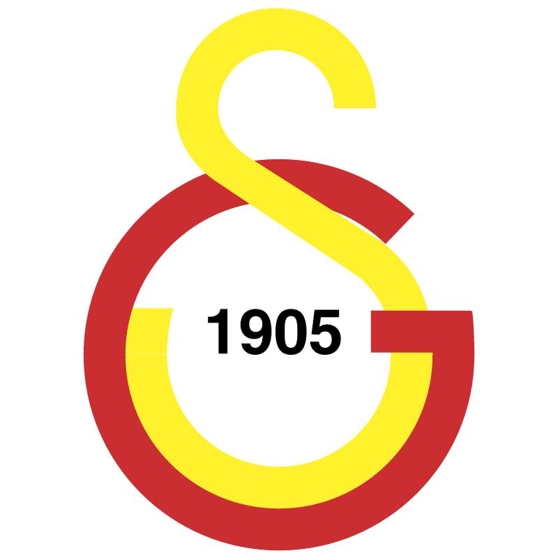 Galatasaray SK vector logo