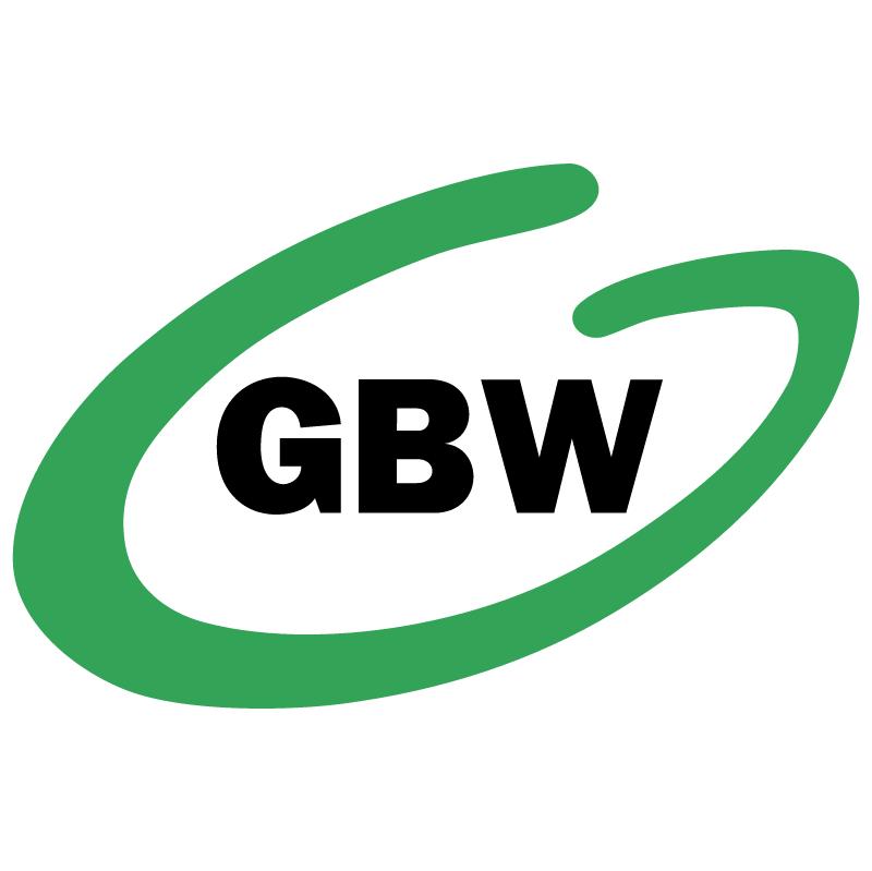 GBW Gospodarczy Bank Wielkopolski vector