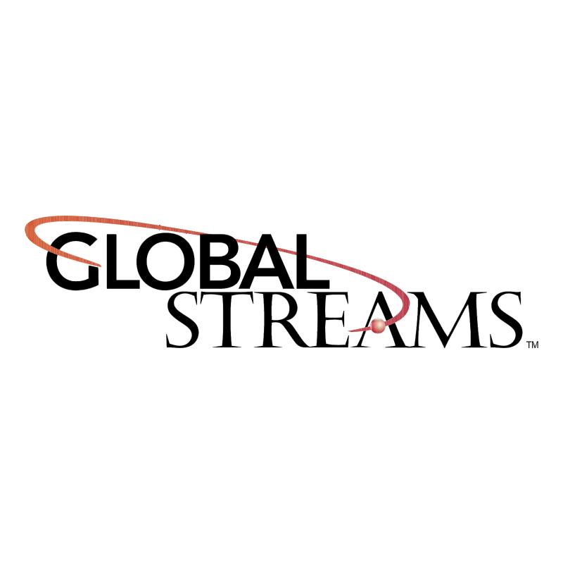 Global Streams vector