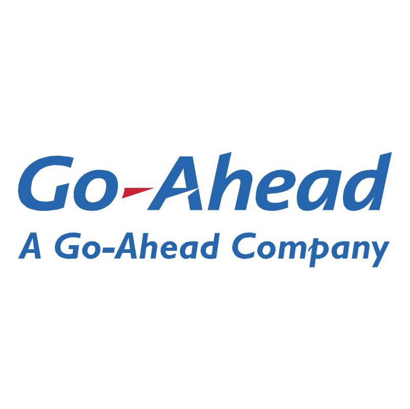 Go Ahead Company vector