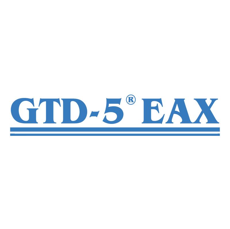 GTD 5 EAX vector