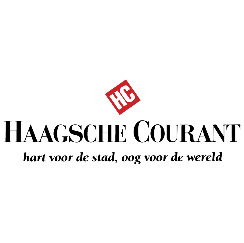 Haagse Courant vector