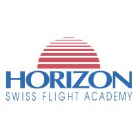 Horizon Swiss Flight Academy vector