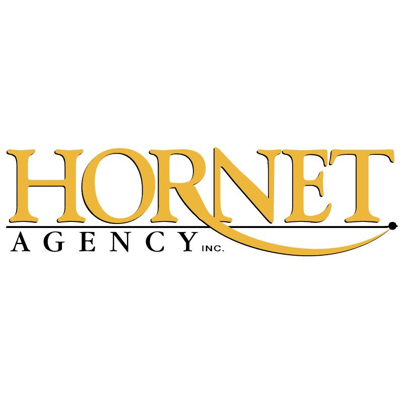 Hornet Agency vector