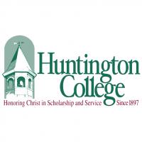 Huntington College vector