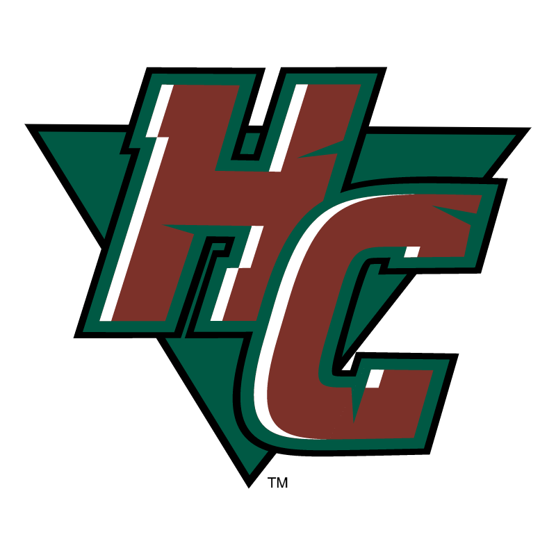 Huntington College Foresters vector