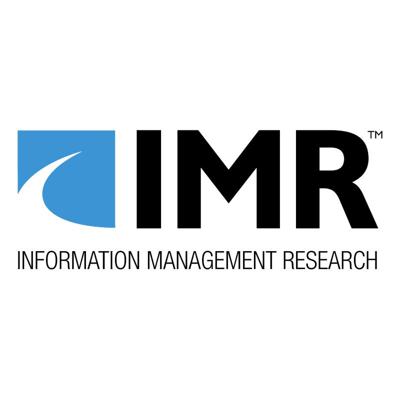 IMR vector logo