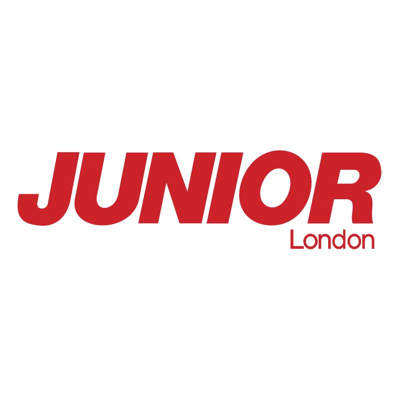 Junior London vector