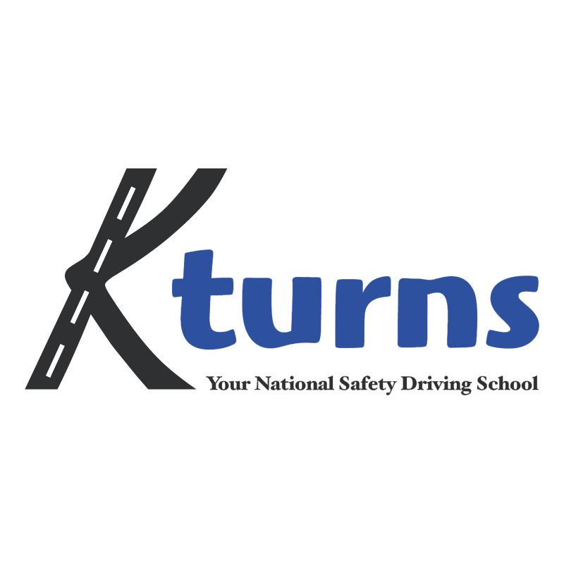 K Turns vector logo