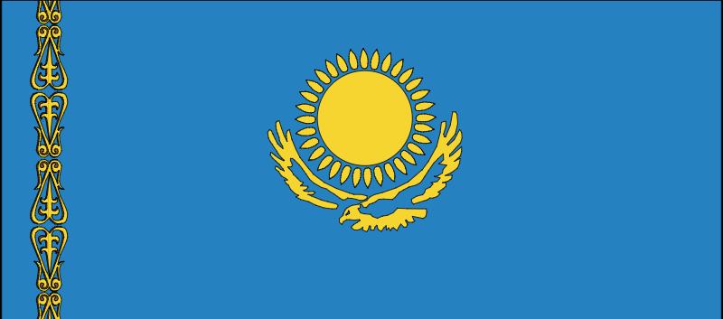 kazakhst vector