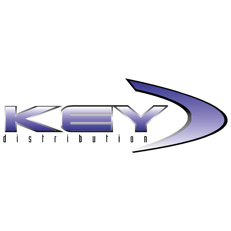 Key Distribution vector logo
