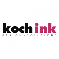 Koch Ink vector