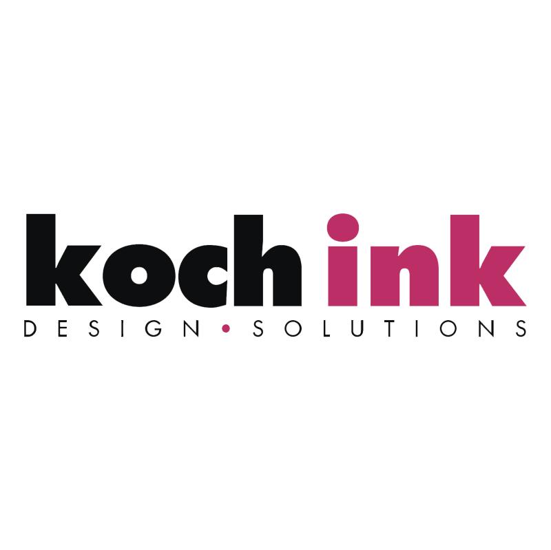 Koch Ink vector logo