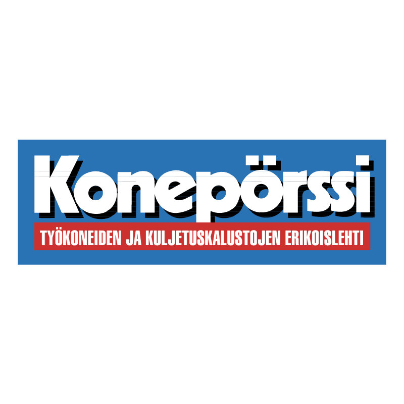 Koneporssi vector