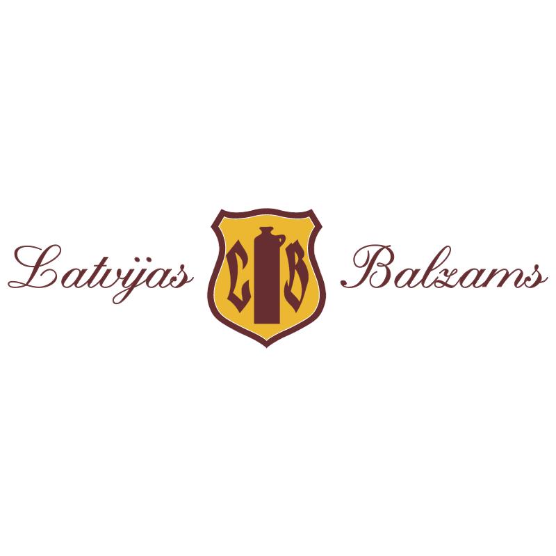 Latvijas Balzams vector