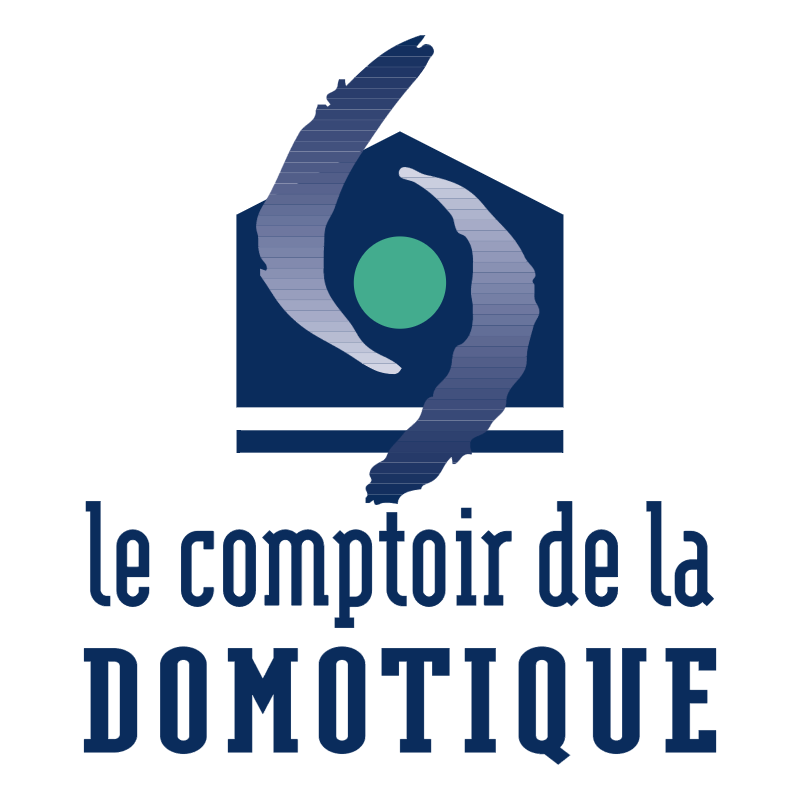 Le Comptoir de la Domotique vector
