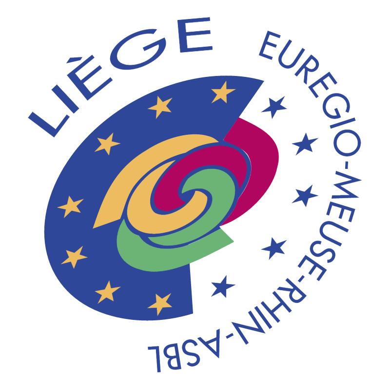 Liege Euregio Meuse Rhin Asbl vector
