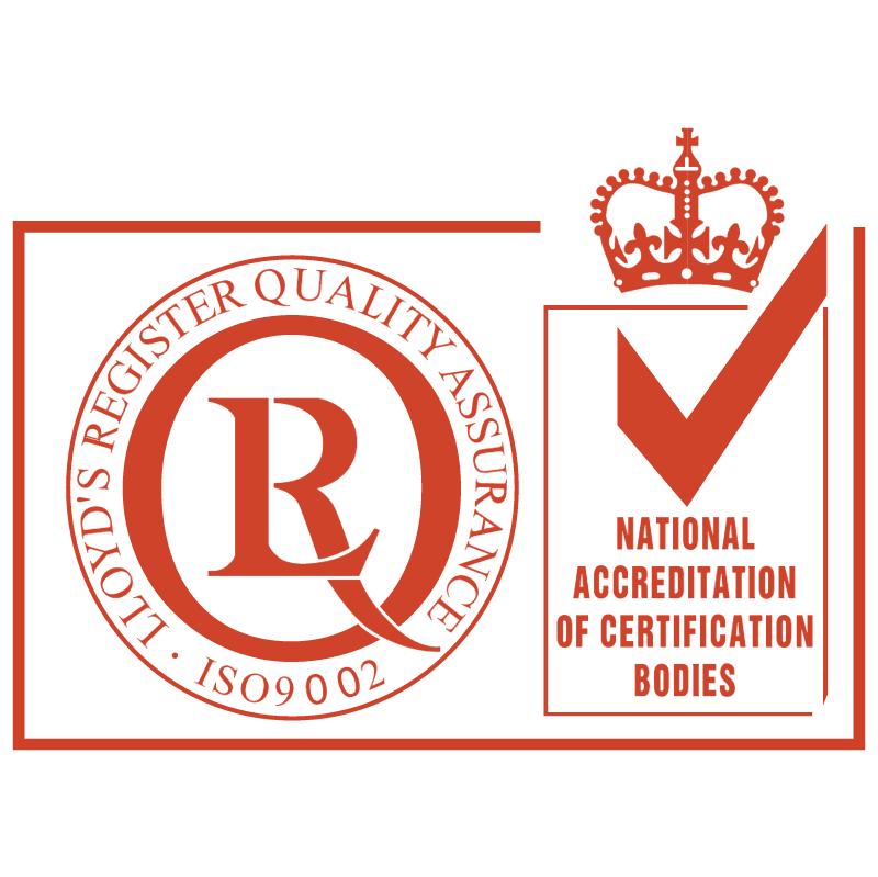 Lloid's Register Quality Assurance vector