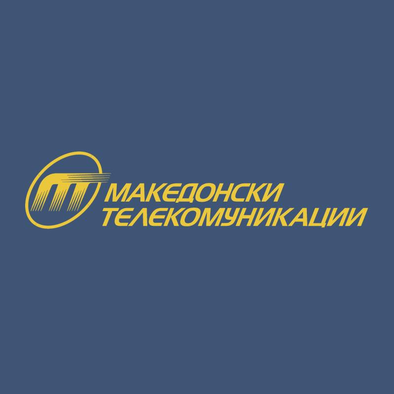 Macedonian Telecom vector
