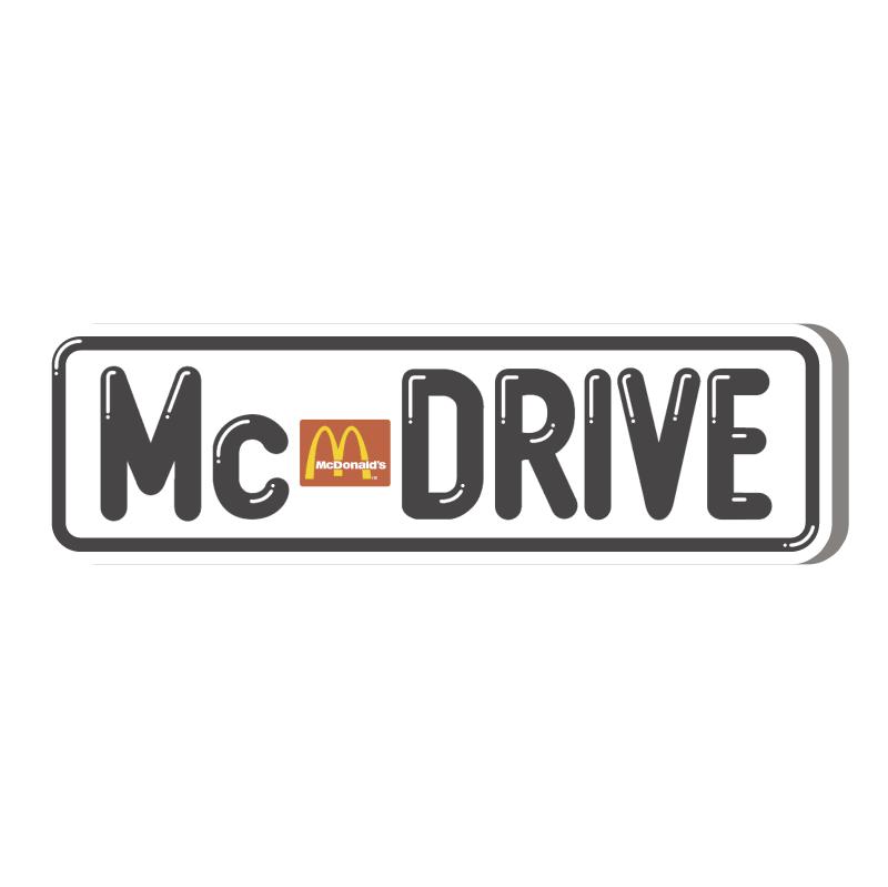McDrive vector