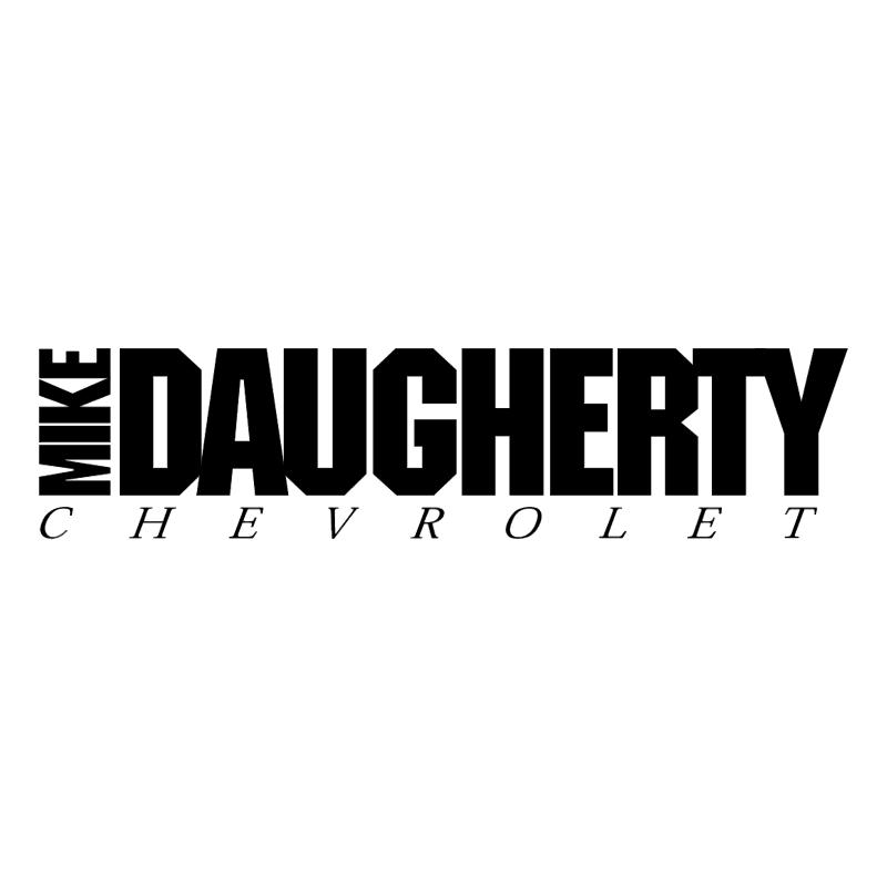 Mike Daugherty vector logo
