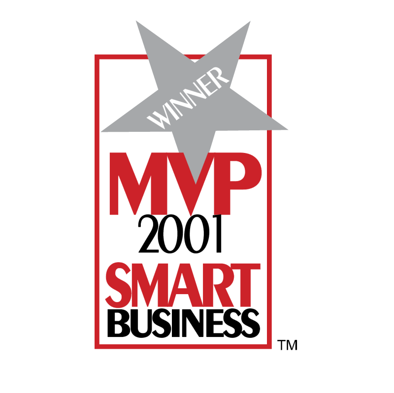MVP Smart Business vector logo
