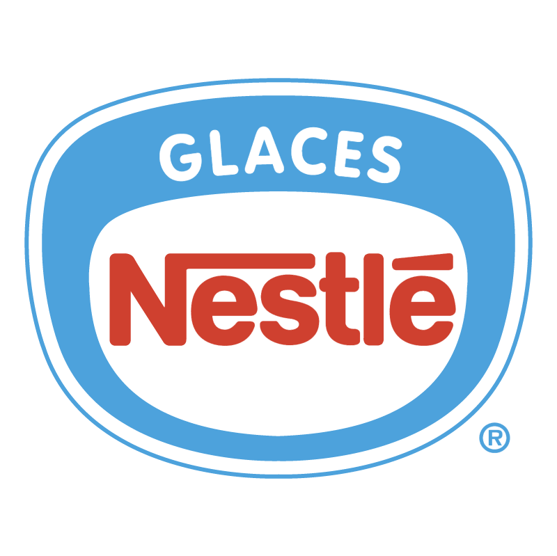 Nestle Glaces vector logo
