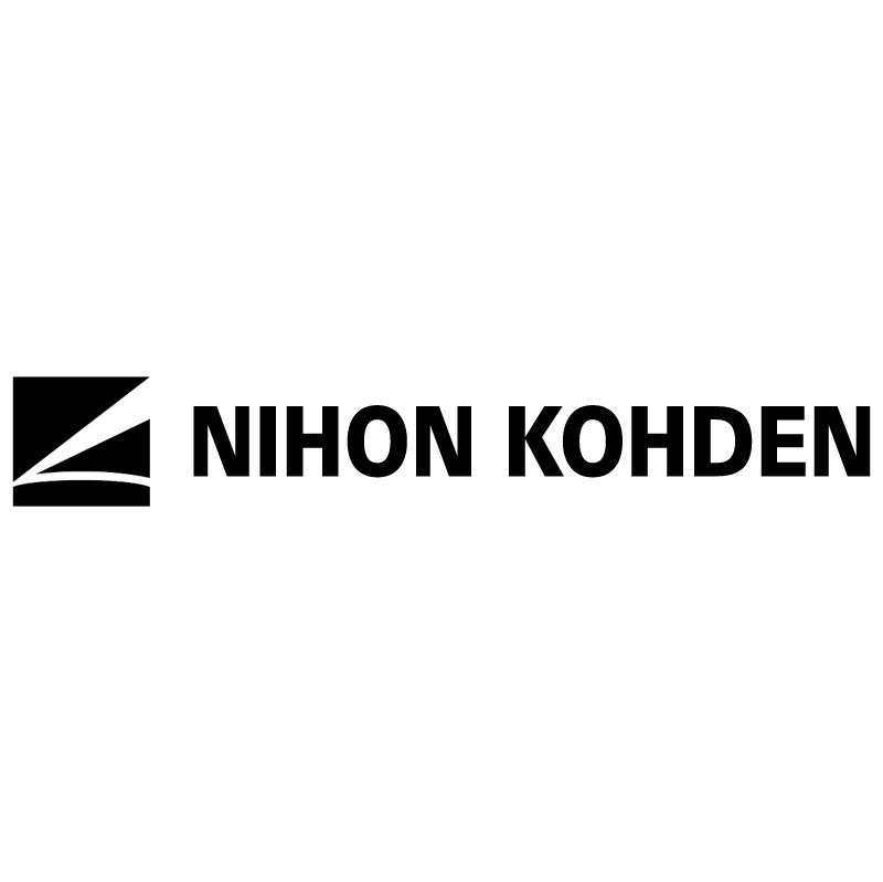 Nihon Kohden vector