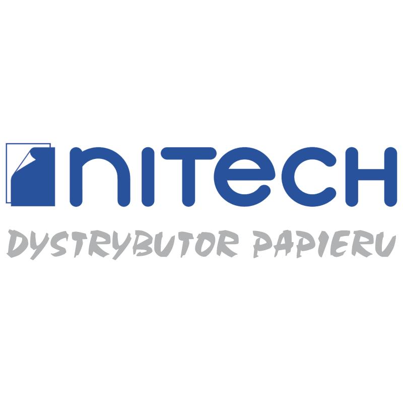 Nitech vector logo