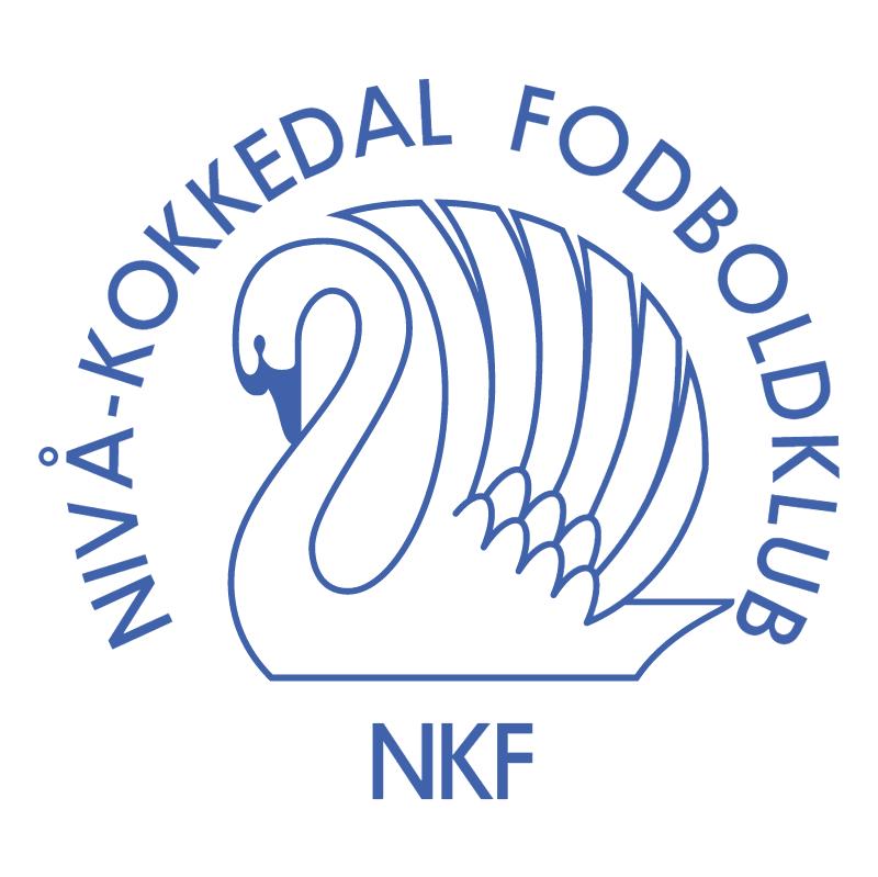 Niva Kokkedal FK vector logo