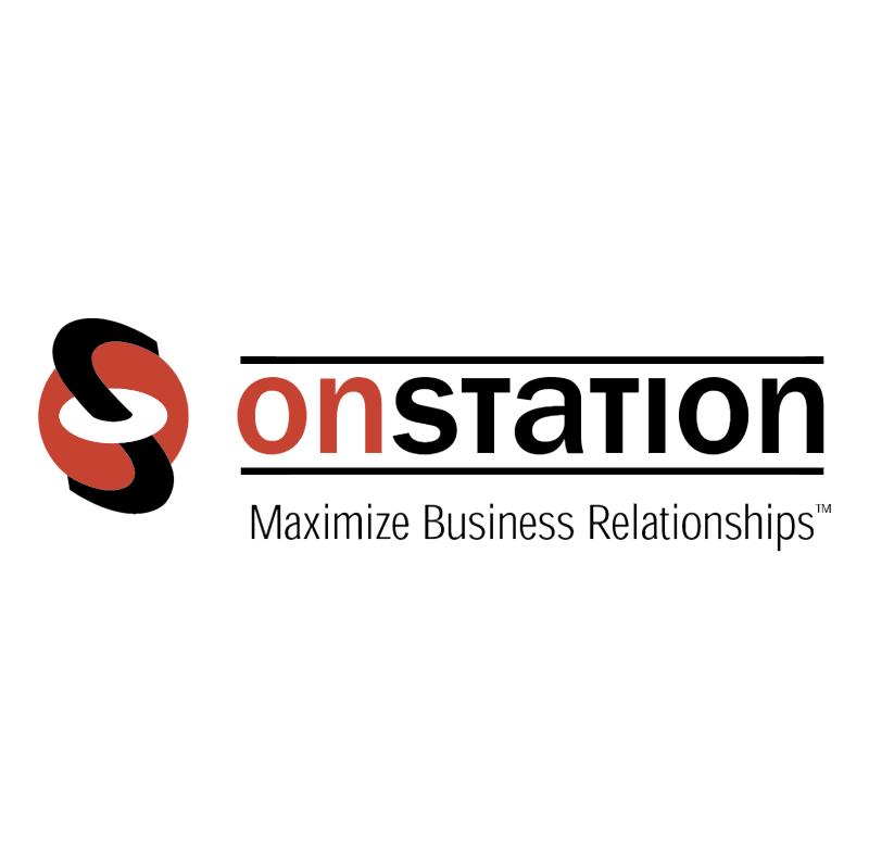 OnStation vector logo