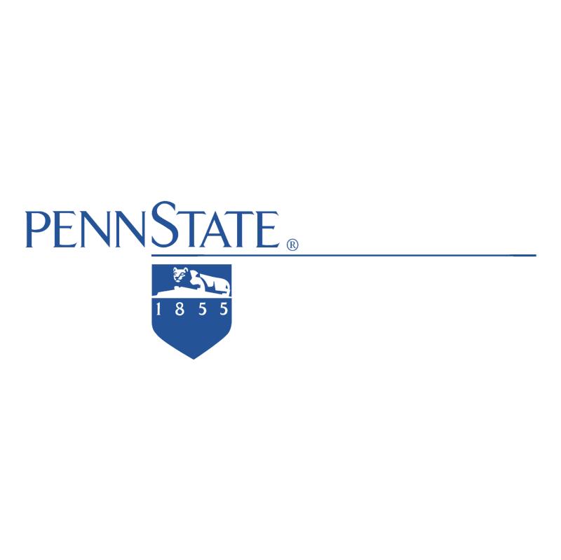 Penn State University vector