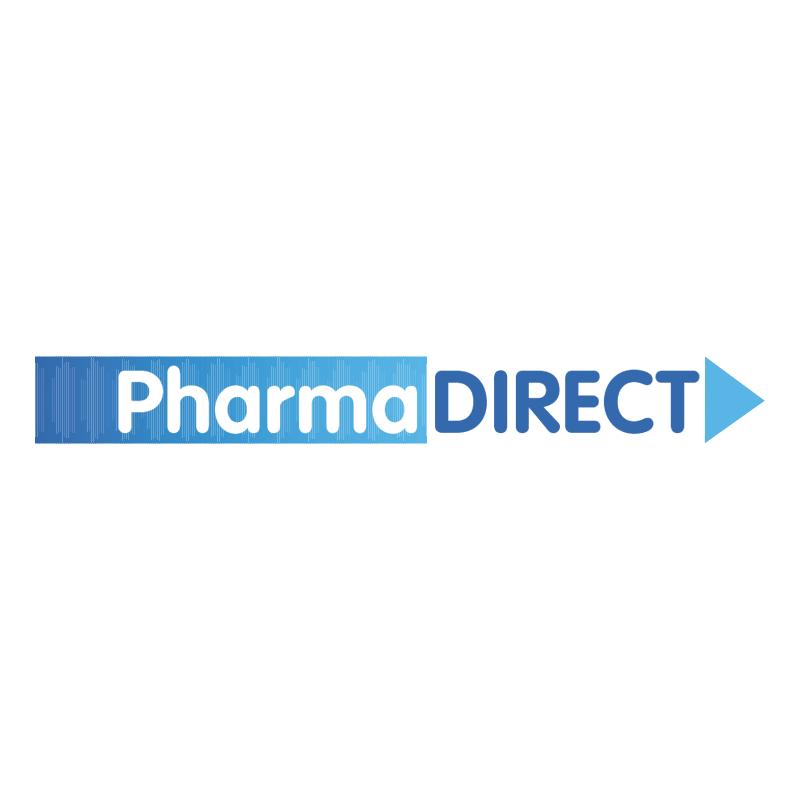 Pharmadirect vector logo