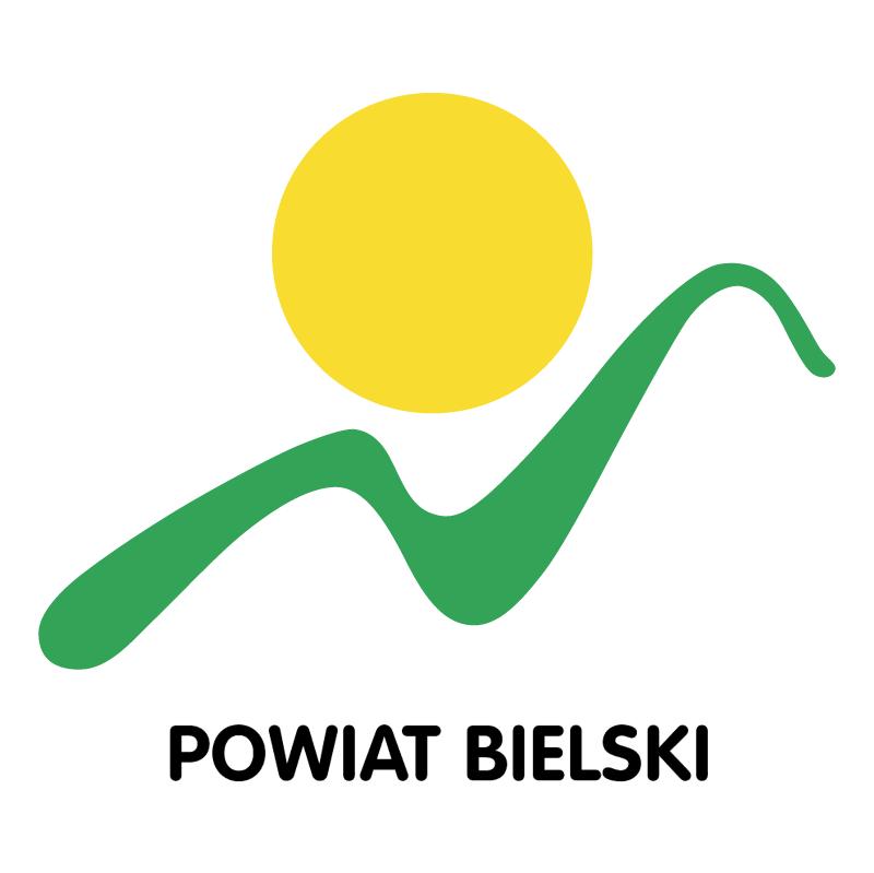 Powiat Bielski vector