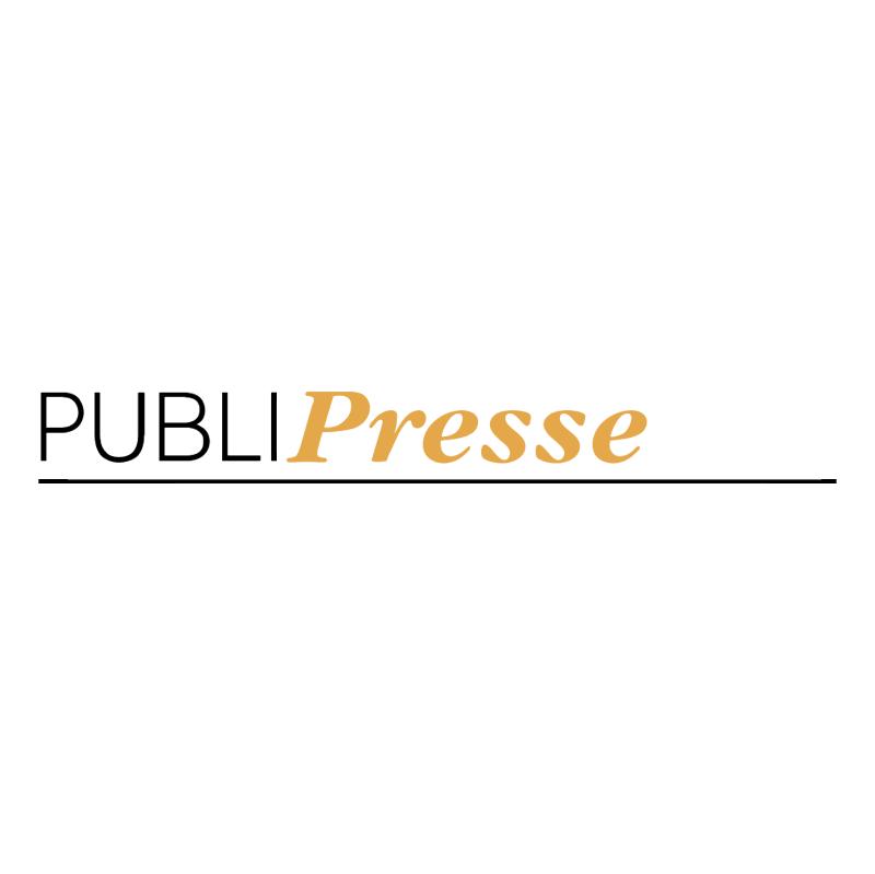 PubliPresse vector