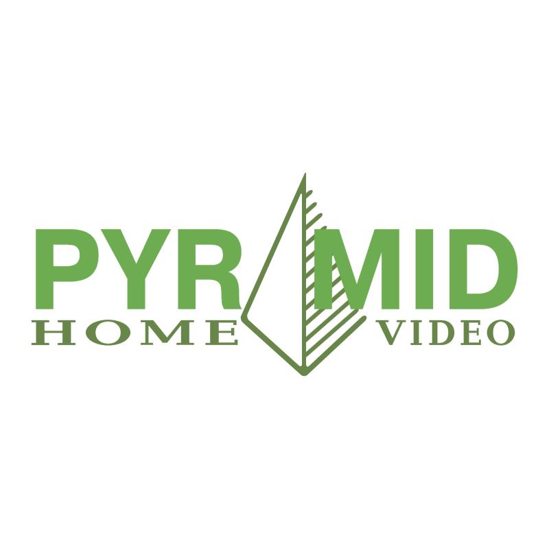Pyramid Home Video vector