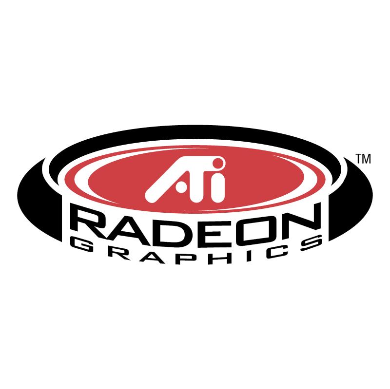 Radeon Graphics vector logo