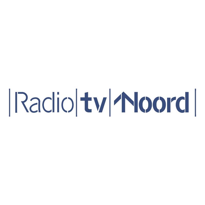 Radio TV Noord vector logo