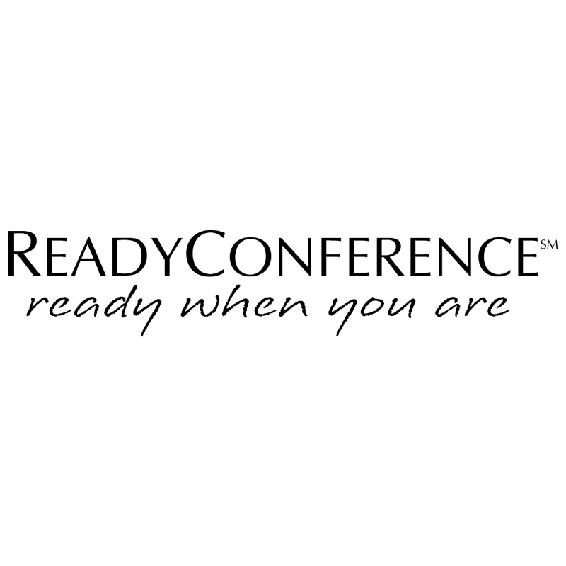 Ready Conference vector