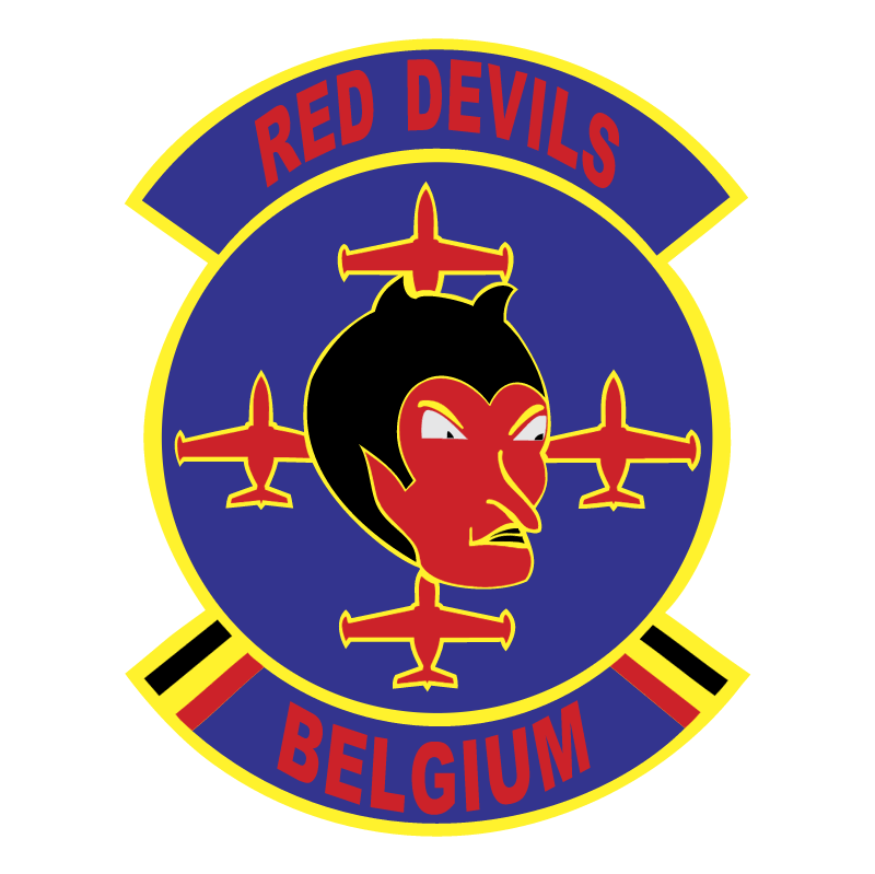 Red Devils vector