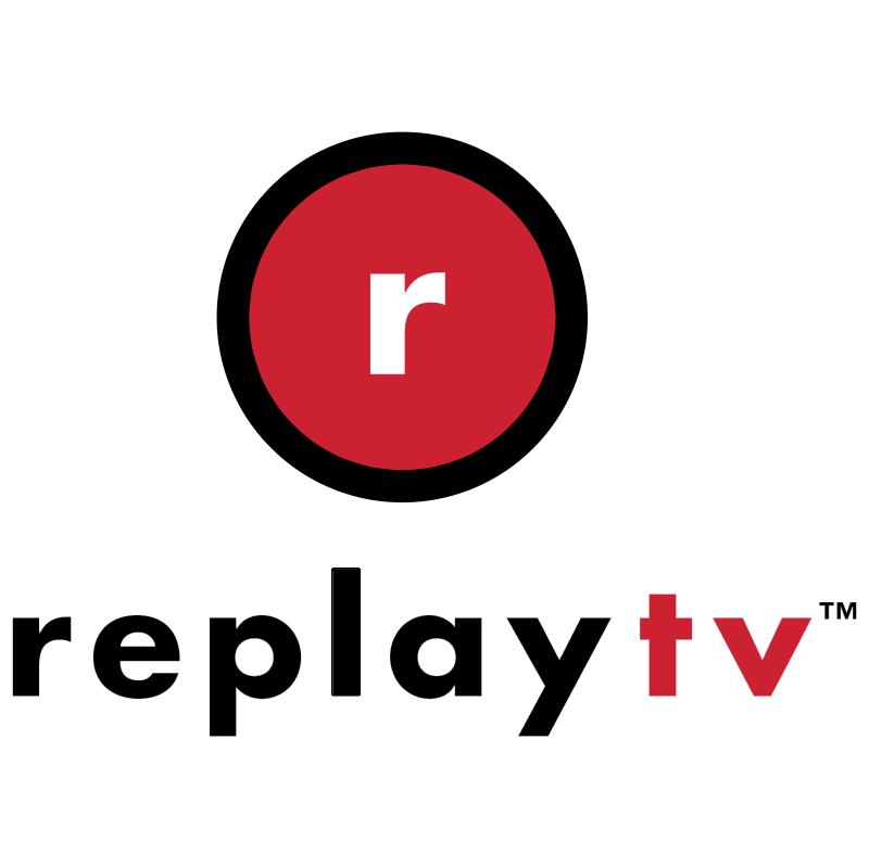 ReplayTV vector logo